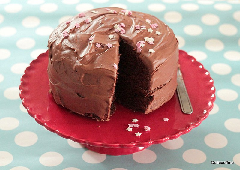 Nigella Lawson Indulgent Chocolate Cake