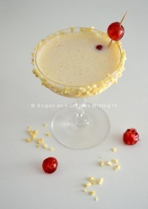 Cherry Bakewell Flip (compressed)
