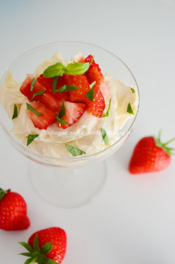 Coconut Syllabub