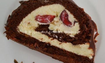 Black Forest Chocolate Log 2 (compressed)