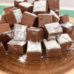 Salted Caramel Brownies by Danielle Crich